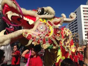 Golden Dragon Parade, 2014